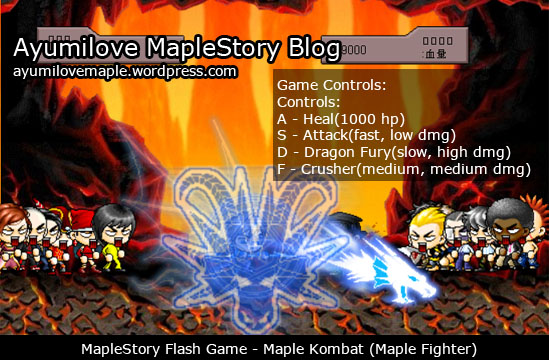MapleStory PvP (Player vs Player)