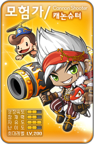 MapleStory Cannon Shooter