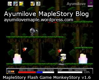 MonkeyStory 3rd Job