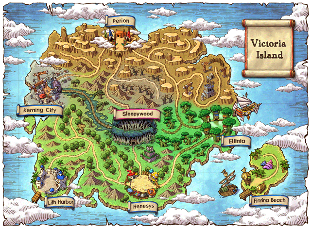 Best Way To Travel In Maplestory